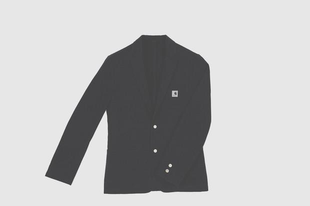 Дизайнер Адам Киммел и марка Carhartt выпустили новую совместную коллекцию одежды. Изображение № 2.