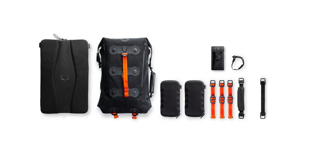 Инвентарь: Модульный рюкзак фирмы Ember. Изображение № 1.