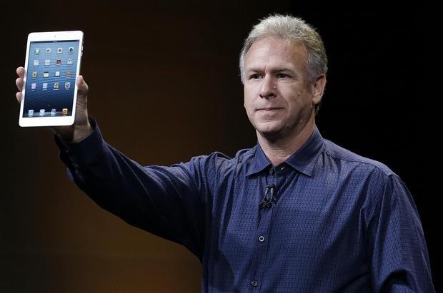 Компания Apple представила планшетник iPad mini. Изображение № 3.