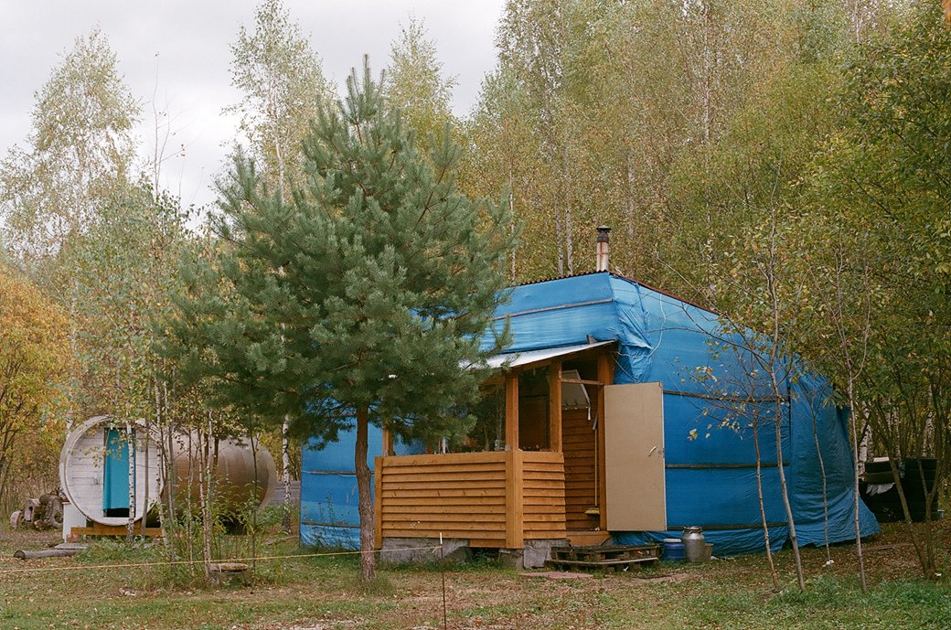 «Живая картина»: Как живет экопоселение, построенное на связи космоса и кедровых рощ. Изображение № 14.