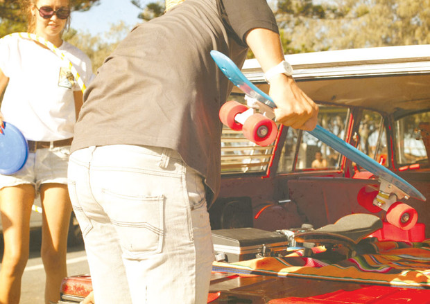 Марка Penny Skateboards опубликовала лукбук весенней коллекции. Изображение № 4.