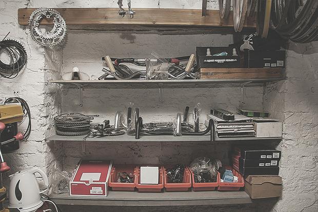 «Можно поехать в отпуск, а можно взять и купить сварочный аппарат»: Инженеры веломастерской Ellipsis. Изображение № 21.