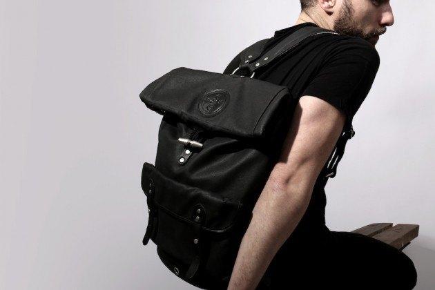 Марка Stighlorgan опубликовала лукбук весенней коллекции сумок. Изображение № 5.