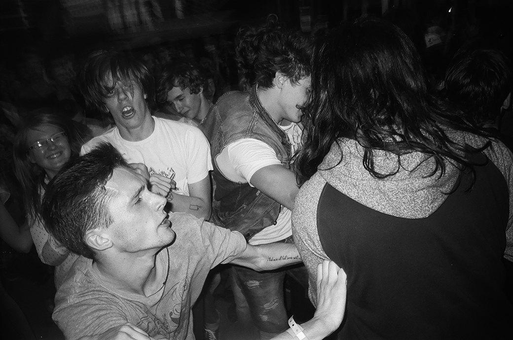 Фоторепортаж: Фестиваль новой российской рок-музыки «Боль». Изображение № 20.