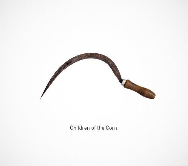 Итальянский дизайнер представил коллекцию ножей знаменитых персонажей. Изображение № 12.