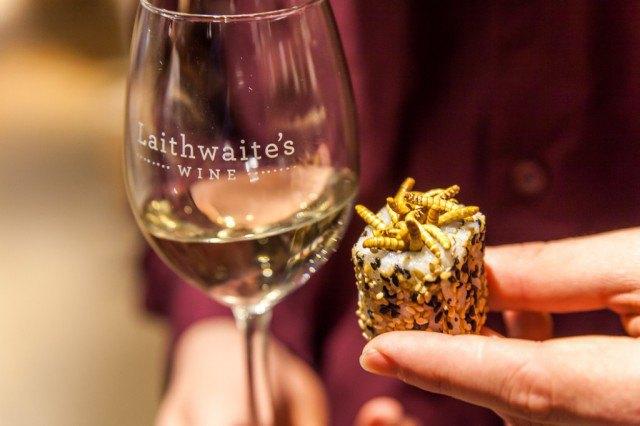 Вышел первый в мире гид по сочетанию вина и насекомых. Изображение № 2.