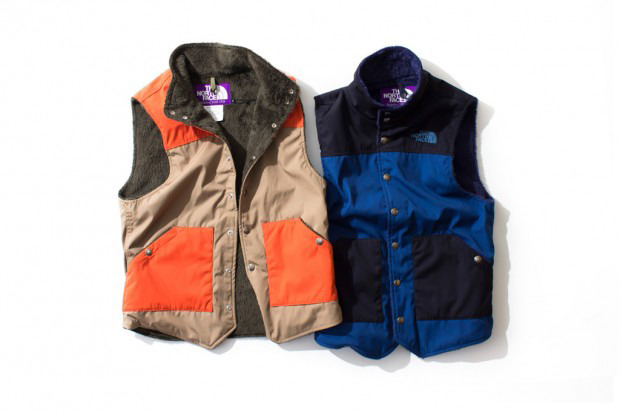 The North Face Purple Label представили осеннюю коллекцию одежды. Изображение № 3.