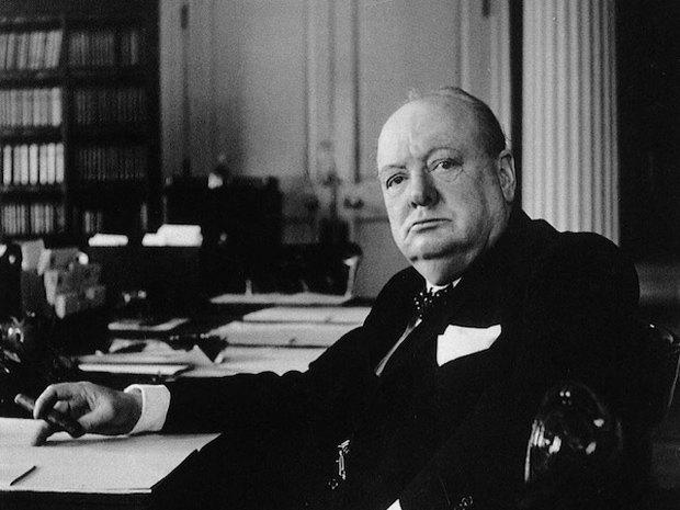 Уинстон Черчилль назван автором самого остроумного оскорбления в истории. Изображение № 1.