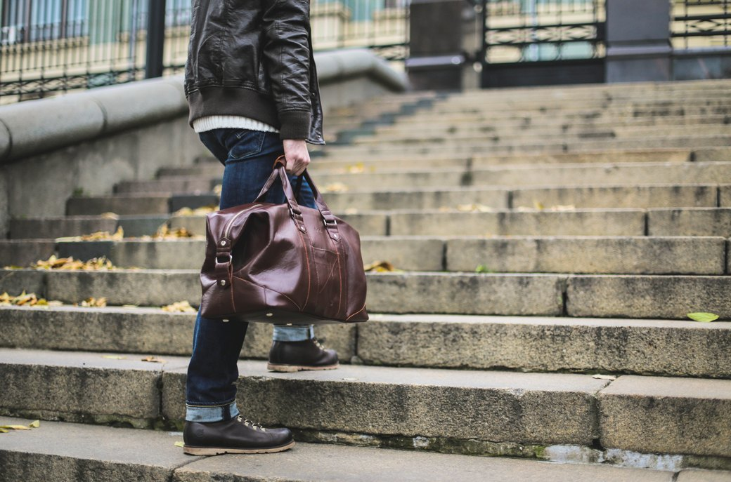 Новая марка: Кожаные сумки и аксессуары Ray Button. Изображение № 2.