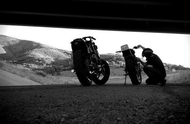 FURFUR представляет проект Easy Ride — путешествие на мотоциклах по городам Европы. Изображение № 2.