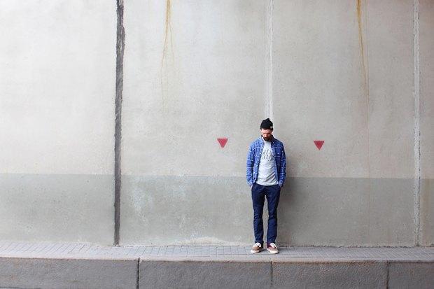 Магазин мужской одежды Mint опубликовал новый лукбук. Изображение № 4.