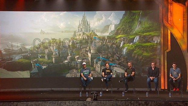 Студия Blizzard назвали главных героев экранизации Warcraft. Изображение № 2.
