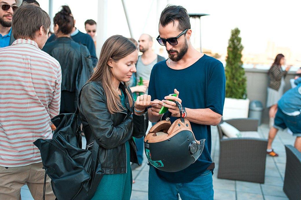 Rooftop Parties: Крыши Москвы как место для вечеринок. Изображение № 12.