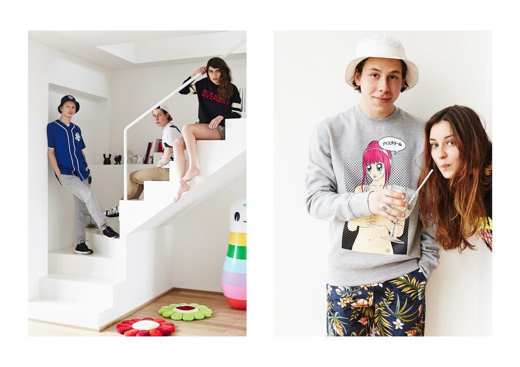 Магазин Kixbox выпустил летний лукбук. Изображение № 5.