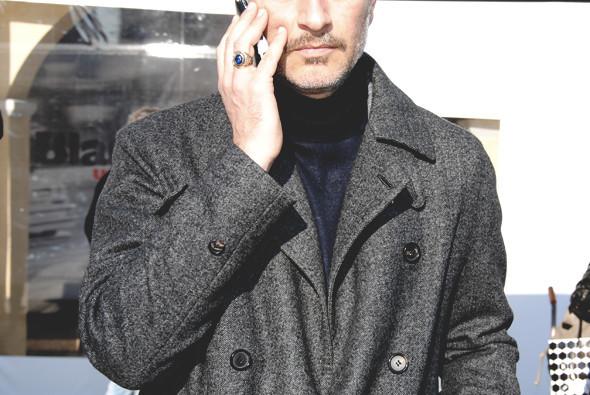 Детали: Репортаж с выставки мужской одежды Pitti Uomo. День первый. Изображение № 61.