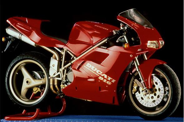 Новый супербайк Ducati Panigale и история его предшественников. Изображение № 3.