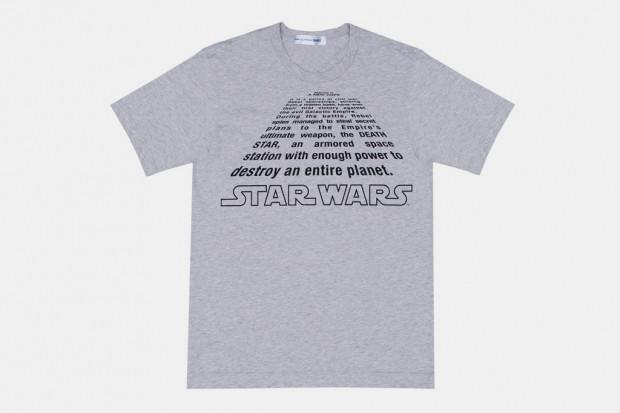 Марка Comme des Garcons Shirt выпустила коллекцию одежды по мотивам фильма «Звездные войны». Изображение № 9.