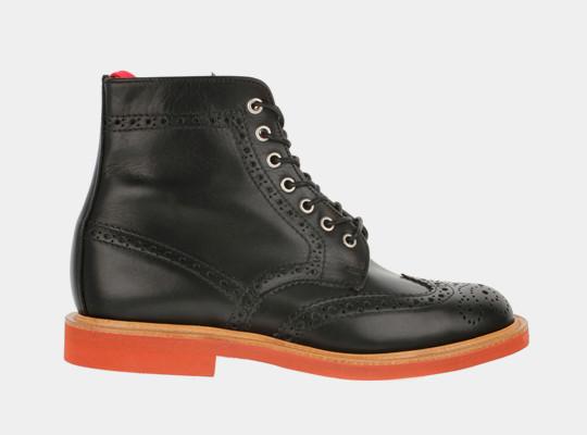 Марк МакНейри и Billionaire Boys Club выпустили совместную модель ботинок. Изображение № 4.