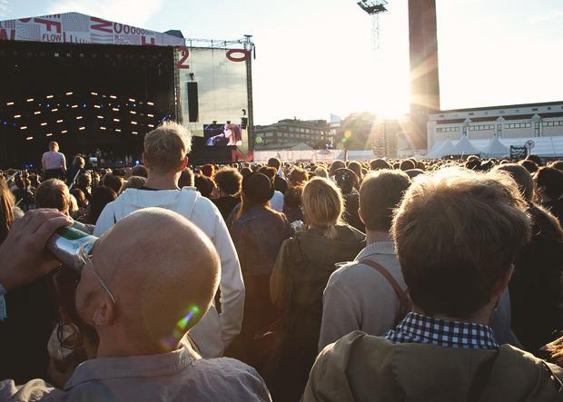 Детали: Фоторепортаж с фестиваля Flow в Финляндии. Изображение № 1.