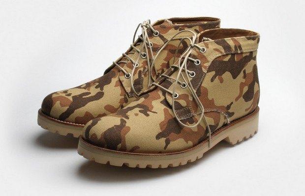 Марка Grenson выпустила весеннюю коллекцию обуви. Изображение № 44.
