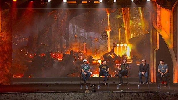 Студия Blizzard назвали главных героев экранизации Warcraft. Изображение № 1.