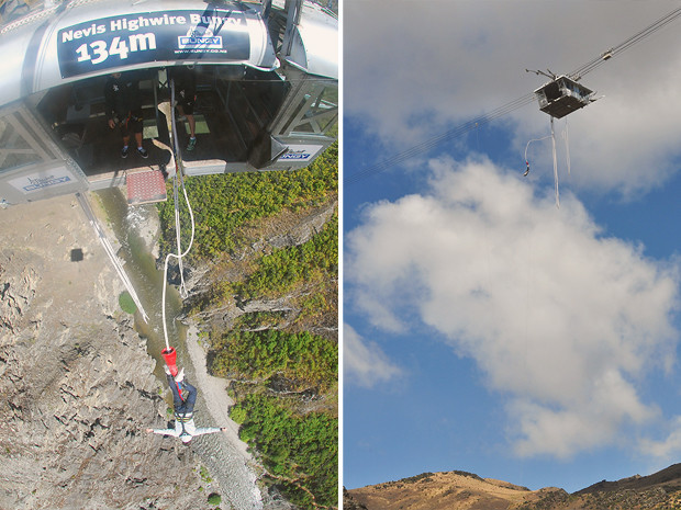 Прыгну со скалы: Как я объехал Новую Зеландию, чтобы совершить прыжок с тарзанкой с высоты 134 метра. Изображение №58.