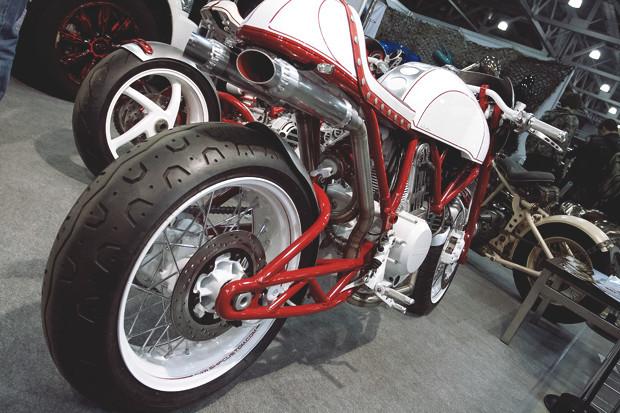 Лучшие кастомные мотоциклы выставки «Мотопарк 2012». Изображение № 6.