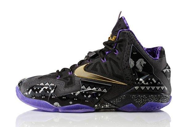 Марка Nike представила новую коллекцию кроссовок Black History Month . Изображение № 4.