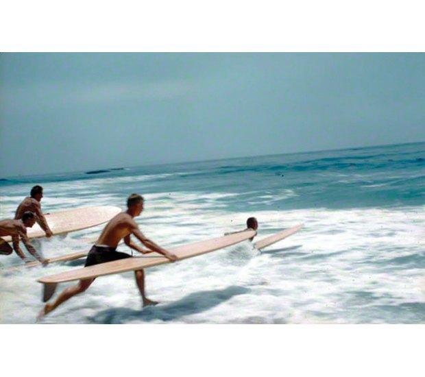 В США издали книгу о серфинге и скалолазании в Калифорнии в 1950-х годах. Изображение № 7.