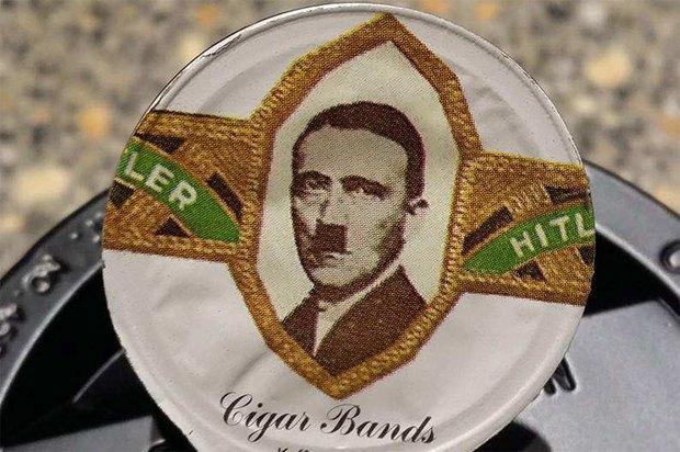 Швейцарские дизайнеры украсили сливки Гитлером . Изображение № 1.