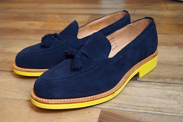 Дизайнер Марк МакНейри выпустил осеннюю коллекцию обуви. Изображение № 4.