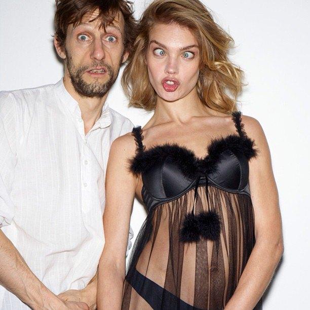Что публикуют в своих Instagram-блогах российские модели. Изображение № 26.