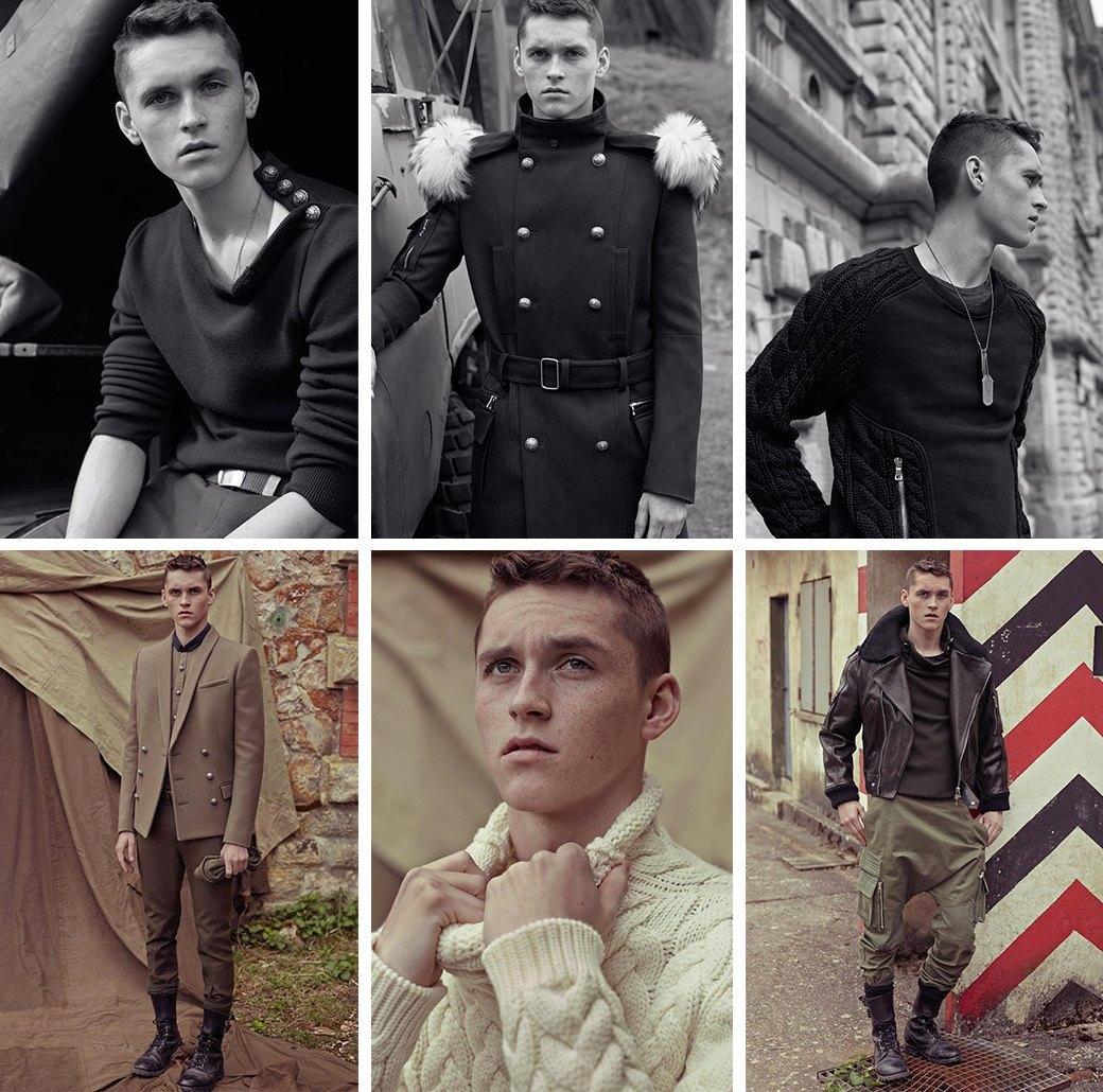 Эхо войны: Военные конфликты прошлого века как источник вдохновения для дизайнеров одежды. Изображение № 1.
