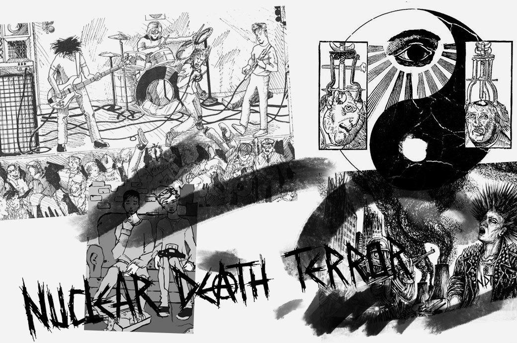 Очень плохая музыка: История настоящего датского панк-рока. Изображение № 1.