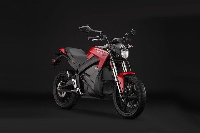 Компания Zero Motorcycles представила новый электробайк. Изображение № 1.