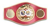 Пояс Международной боксерской федерации (IBF). Изображение № 18.