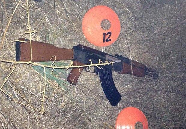 Калифорнийские полицейские застрелили подростка с игрушечным автоматом . Изображение № 1.