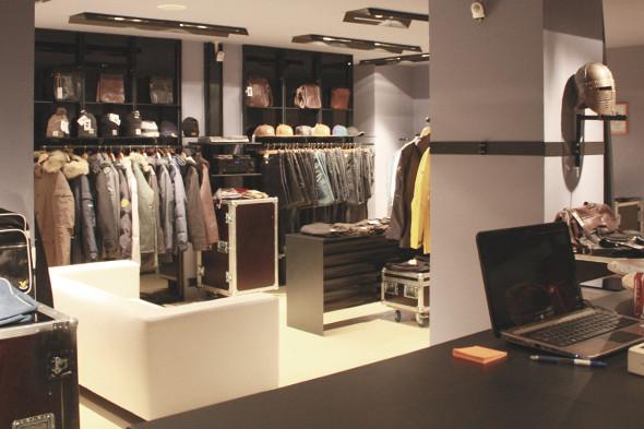 Новый магазин мужской одежды в Москве Proud Heart. Изображение № 1.