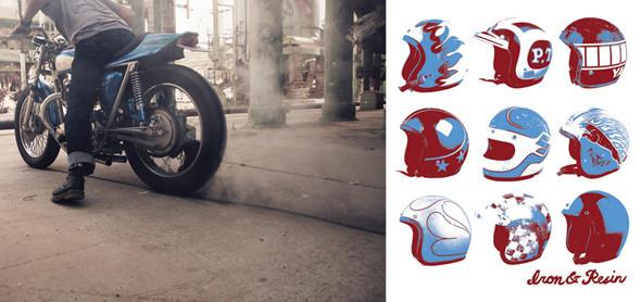 Новая марка мужской одежды Iron & Resin и ее первая коллекция. Изображение № 8.
