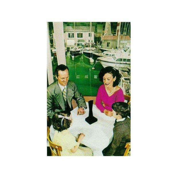 Умер создатель обложек альбомов Pink Floyd и Led Zeppelin Сторм Торгерсон. Изображение № 12.