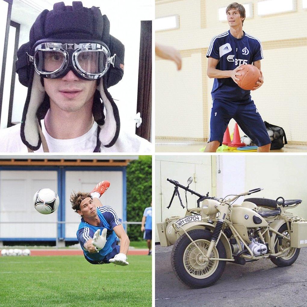 Что публикуют в своих Instagram российские футболисты. Изображение № 5.