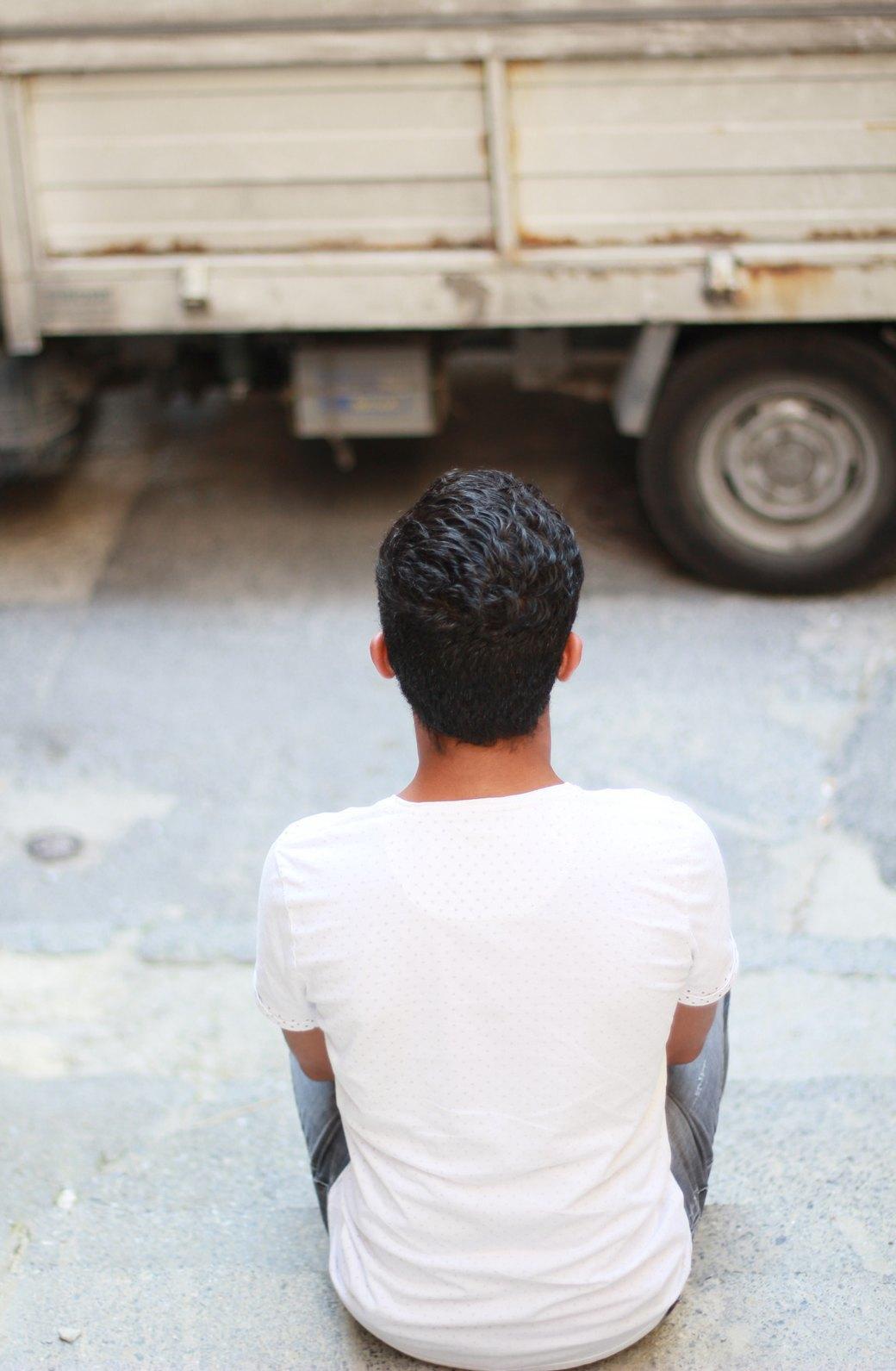 «Это между мной и Аллахом»: Портреты квир-мусульман. Изображение № 9.