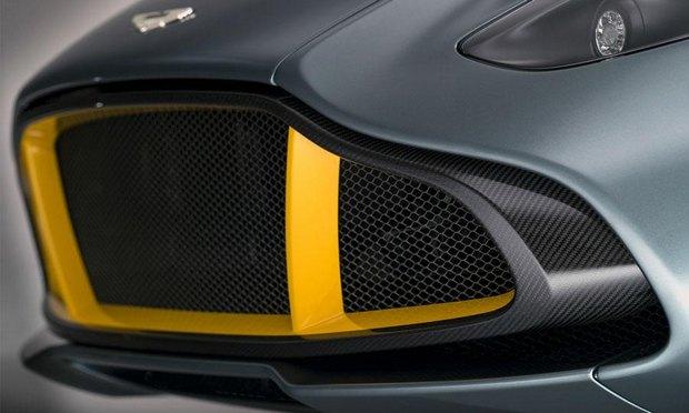 Aston Martin представил юбилейный спидстер CC100. Изображение № 7.