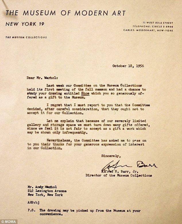 Как правильно сказать «нет»: 6 писем с отказами из истории поп-культуры. Изображение № 2.