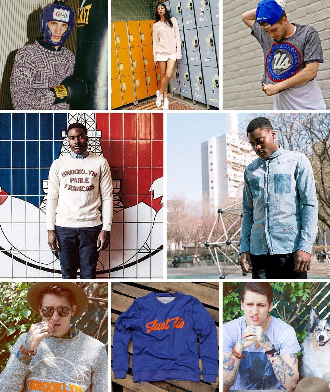 20 молодых марок одежды в Instagram. Часть первая. Изображение № 4.