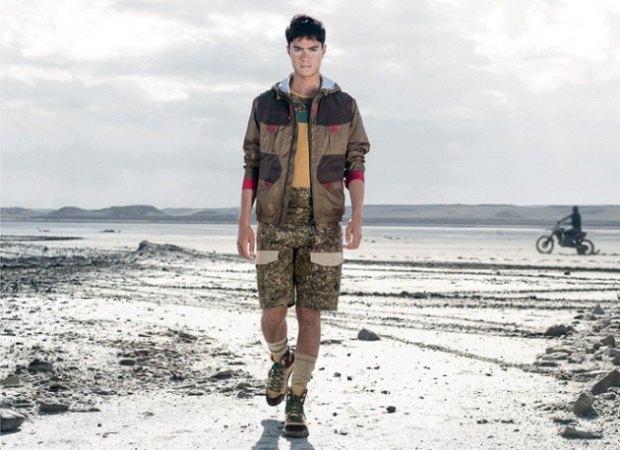 Марки Moncler и White Mountaineering анонсировали новую коллекцию одежды. Изображение № 2.