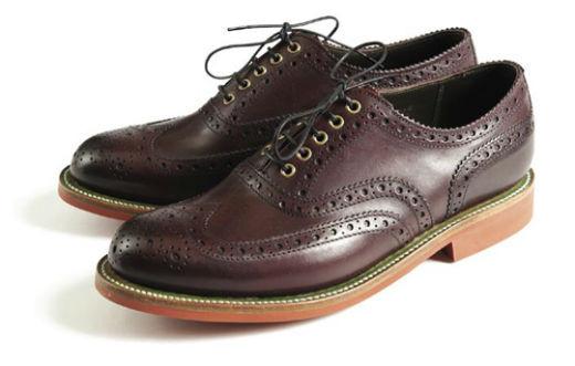 Совместная коллекция обуви марок Grenson и Barbour. Изображение № 3.