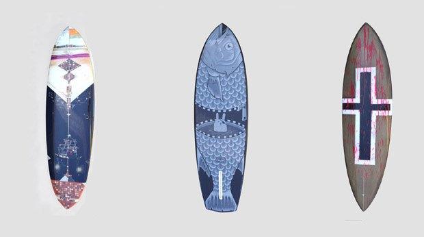 Для пострадавших от тайфуна на Филиппинах соберут деньги, продав доски для сёрфинга. Изображение № 6.