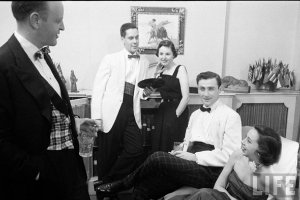 Архив журнала Life, 1950-е. Изображение № 13.