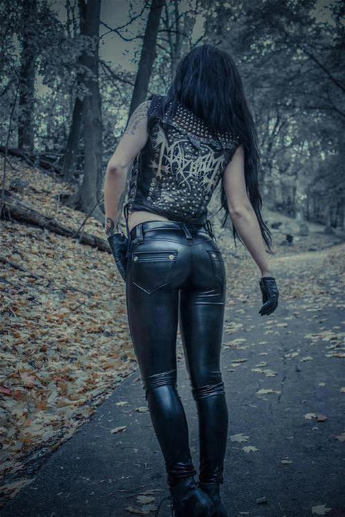 Battle Jackets: Tumblr-блог, посвящённый жилетам с нашивками. Изображение № 4.